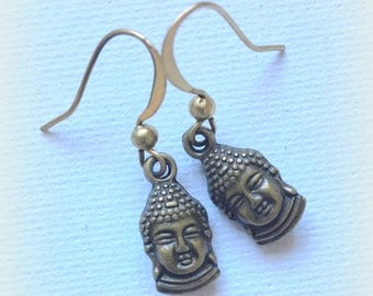 Buddha Charm Earrings