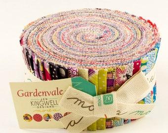 Moda Gardenvale Jelly Roll by Jen Kingwell Designs