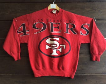 Vintage 80s San Francisco 49ers Crewneck