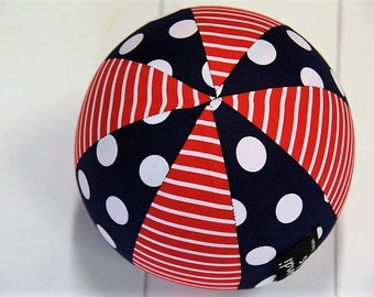 Balloon Ball Baby, Balloon Cover, Balloon Ball, Ball, Kids, Stripes, Dots, Portable Ball, Travel Toy, Travel, Eumundi Kids, Eumundi