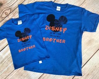 Halloween in Disney shirt