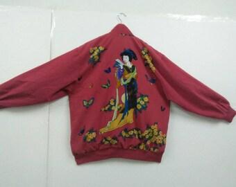 Rare Vintage GEISHA Jacket