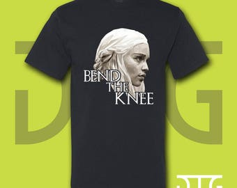Bend The Knee, Game of Thrones, Game of Thrones Shirt, Game of Thrones Gift, Game of Thrones Jewelry, Game of Thrones Mug, Game of Thrones