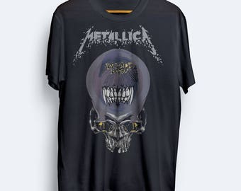 Metallica sad but true t shirt