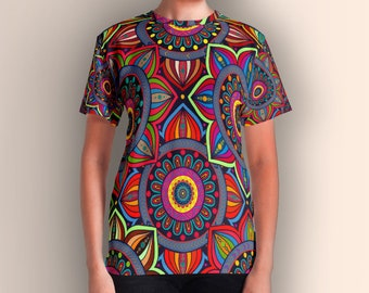 African Style No8, Women's T-shirt
