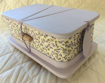 Lilac Tiny Baby Coffin -  Size 1