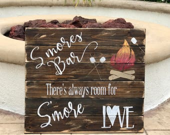 Smore's Sign