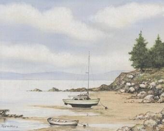 Boats in Landscape Starter Pack
