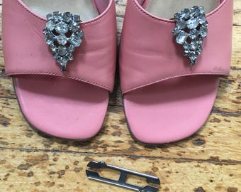 AMAZING Convertable Shoe Clips/Brooch