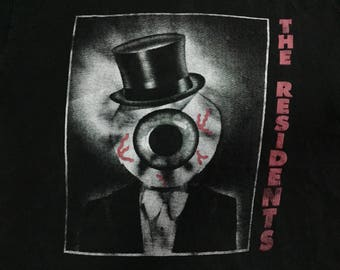 Vintage The Residents