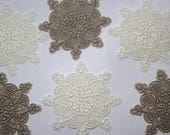 Iron on Embroidered Lace ...