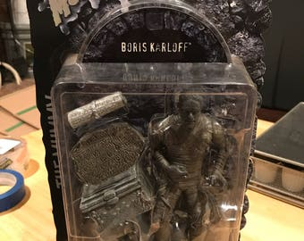 Universal Studios Monsters The Mummy Silver Screen Edition action figure