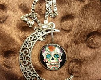 Sugar Skull Necklace