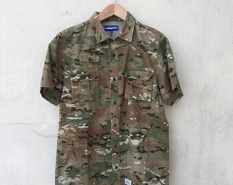 Lafayette Streetwear Camo Shirt