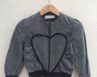 Stella McCartney Cropped Jacket