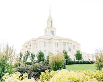 Payson Utah Temple 8
