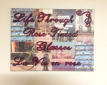 Audrey Hepburn Sabrina Quote Wall Art