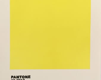 Pantone 12: the sun will shine again