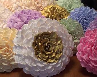 baby shower flowers wall