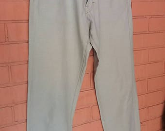 Vintage Nigel Cabourn pants/cream colour/waist 32/made in japan/fashion