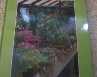Gardening Under Glass - Vintage Green House Book (1980s)