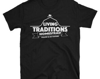 Living Traditions Homestead Fan Shirt