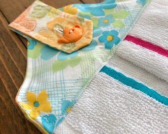 Hanging Hand Towel | Hanging Towel | Tea Towel | Hand Towel