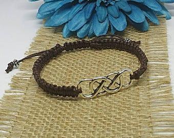 Arrow Bracelet, Arrow, Bracelet, Macrame, Knotted Bracelet, Couples Bracelets, Friendship Bracelet, Macrame Bracelet, Couples Bracelets