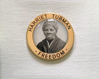 Harriet Tubman Lapel Pin