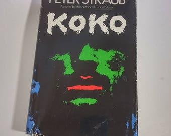 Koko by Peter Straub  Hardcover  Horror