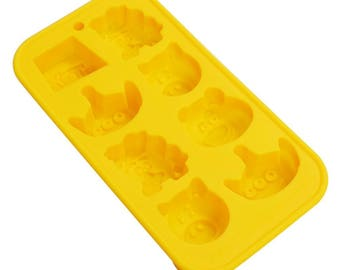 Disney Toy Store Silicone Mold - Sweets - Chocolate and Ice Cube Tray