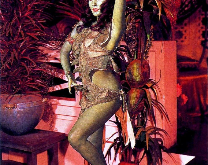 """Susan Oliver as the """"Orion Slave Girl"""" in """"Star Trek"""" - 5X7, 8X10 or 11X14 Publicity Photo (ZY-473)"""