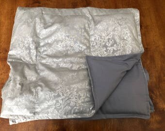 Adult 38x72 12lb weighted blanket