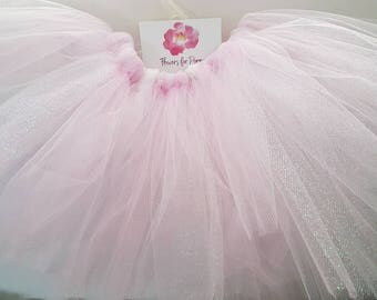 Baby - Toddler - Junior girls Tutu | Sizes 0 - 4 | BALLET PINK