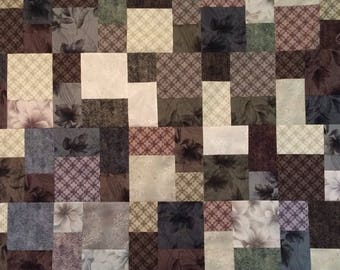 Twin Size Quilt Top