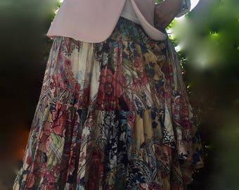 Long skirt BEIJING