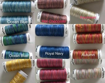 Sulky Petites - 12wt Cotton thread