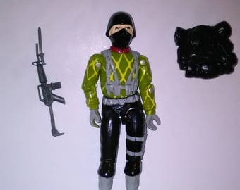 Vintage GI Joe Action Figure Python Trooper Driver ******1980's-Early 1990's****** Check Out My other Listings