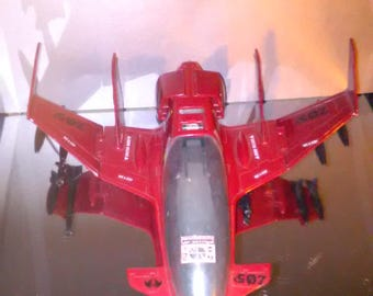 Vintage GI Joe Fire Bat RARE **1980's****** Check Out My other Listings