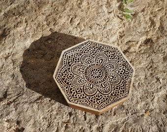 Rajasthan fabric wooden stamp