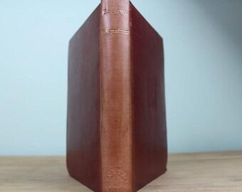 Essays of Schopenhauer 1903 edition, Walter Scott Publishing Co. - vintage philosophy book - 114 year old antique philosophy book.