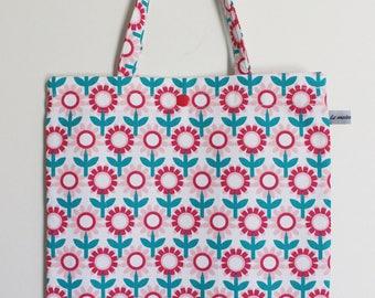 "Bag ""Tote bag"" flower children"