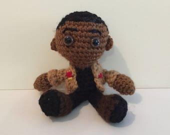 Finn Amigurumi Crochet Doll