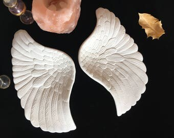 Angel Wing Display Dish