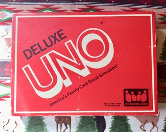 Deluxe Uno Game