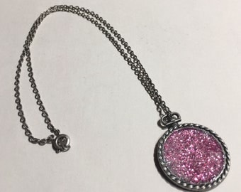 Marie Inspired Pendant Necklace