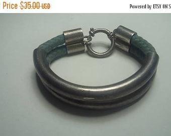 35% Off Vintage Sterling Silver Bracelet