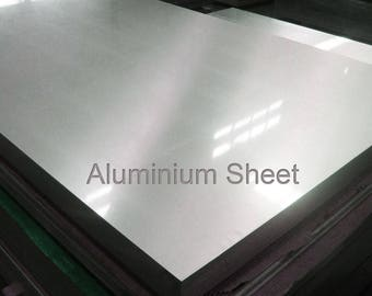 1mm Aluminium Sheet for Model making and Jewellery