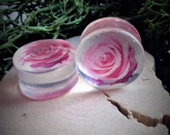 """spreaders 16 mm: 5/8 """"pink resin"""