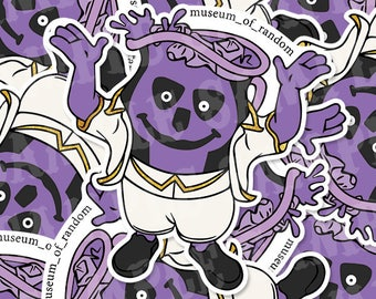 Papa Koolaid (Sticker)